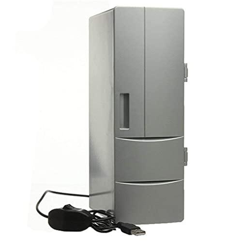 XiYou Refrigerador más Fresco del refrigerador del USB, refrigerador portátil del Ordenador portátil para el Coche del Ordenador portátil del Cuaderno para los Coches y los Camiones