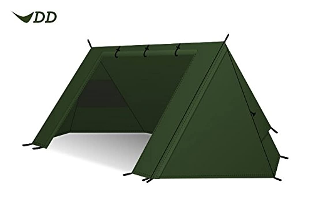迷彩ヒューバートハドソン外出DD SuperLight A-Frame Tent Aフレーム テント パップテント 軍幕