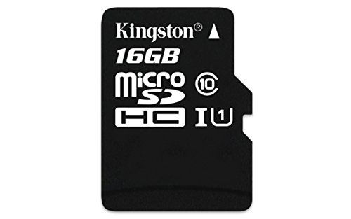 Kingston SDCIT/16GB Micro SDHC Class 10 UHS-I U1