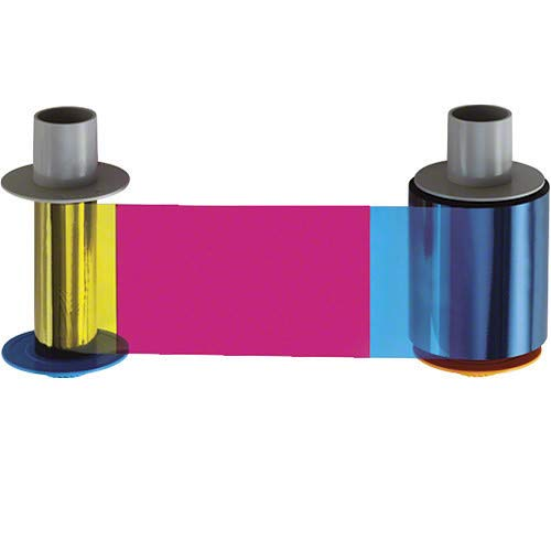 45200 Fargo 45200 YMCKO Full Color Ribbon for DTC4500 Series ID 45200