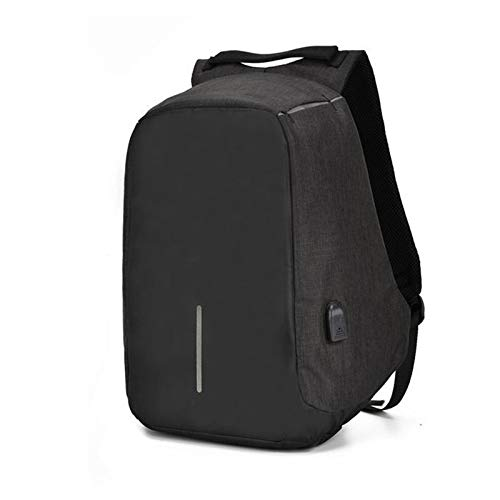 BianchiPatricia Multifunctional Anti-Theft Laptop Backpack with USB Port Laptop Notebook Bag