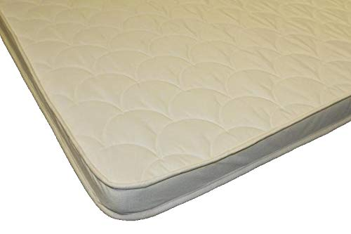 Save on Goods Replacement Foam Sofabed Bed Settee Put you up Mattress. Metal Action Sofa Matress.Small Double