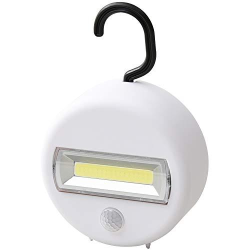 ヤマノクリエイツ 人感センサーライト LEDライト ホワイト YL-S130W