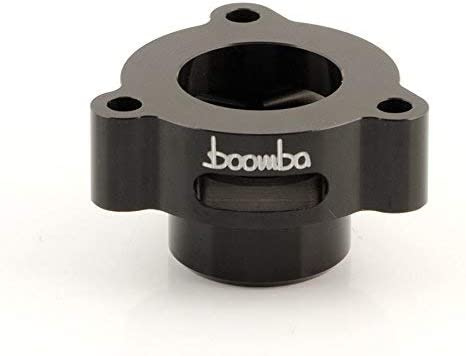 Boomba Racing BLOW Popular product 5 ☆ popular OFF VALVE ADAPTOR FORD ECOB MUSTANG BLACK for