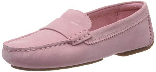 Clarks Damen C Mocc Mokassin, Pink (Pink Suede), 39 EU