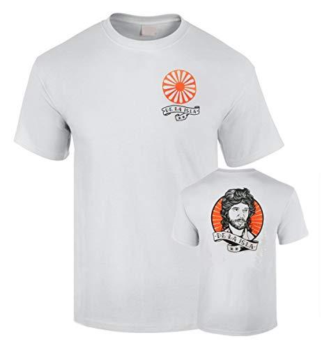 Camiseta Hombre Oficial CAMARON DE LA Isla Tradicional Gitana Algodon 190grs (XS)