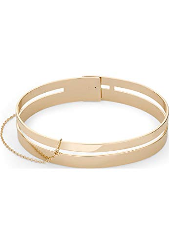 Rosefield Damen Double Bar Armband Rosé Gold JPABS-J045