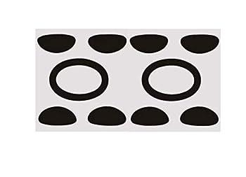 Mouse Skates Mouse Feet Pads for BenQ Zowie EC2-B / EC1-B