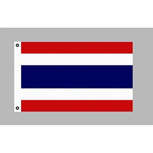 Drapeau 90 x 150 : Thaïlande