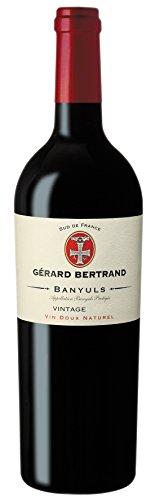 6x 0,75l - 2014er - Gérard Bertrand - Banyuls A.P. - Vin doux naturel - Frankreich - Rotwein süß - Likörwein
