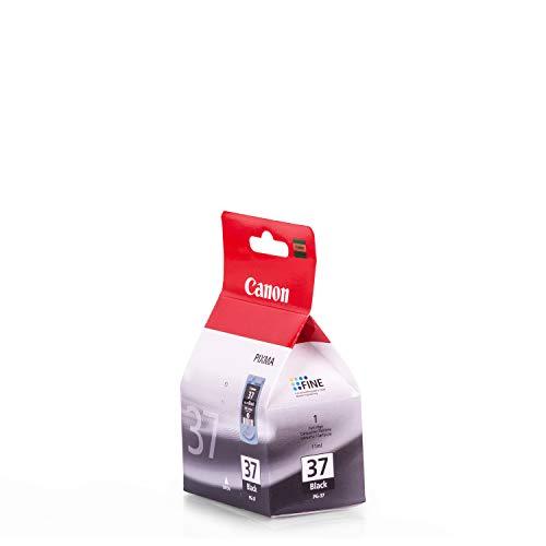 Canon Cartucho original 2145B001 / PG-37 para impresora Pixma MP 140 Premium, negro, 11 ml