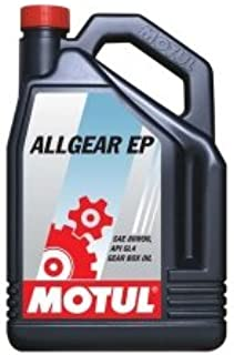 Motul ALL GEAR 80W90 Gear and Transmission Oil 2.5 Litre