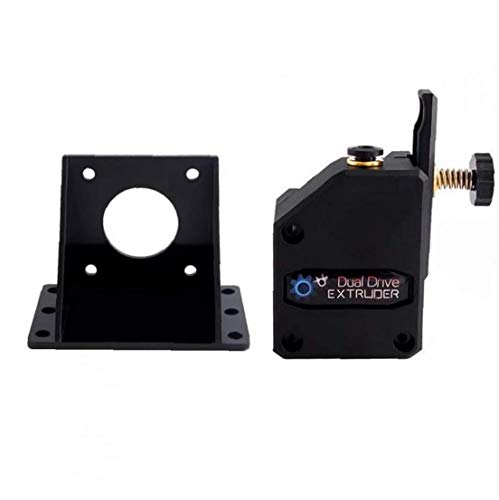 3D Printer Extruder Dual Drive BMG Cloned Bowden Accessories 1.75mm Filament Universal 2PCS Firm Hardware for Industry