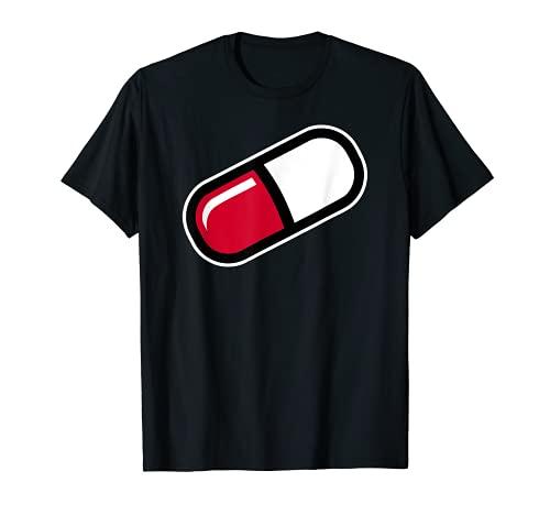 Pill Camiseta Camiseta
