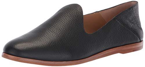 Dolce Vita Women's Azur Oxford, Black Leather, 9.5 M US