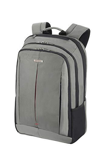 Samsonite 125046820 Mochila - Mochila para portátiles y netbooks (Dura-Polyester Vinyl, Gris, 29 mm, 18 mm, 40 mm)