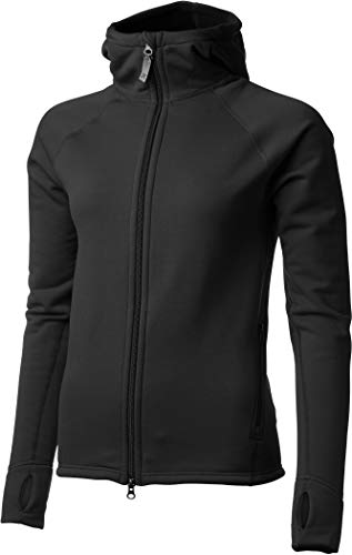 Houdini Power Houdi Jacket Women, True Black/True Black Modèle XL 2021 Veste