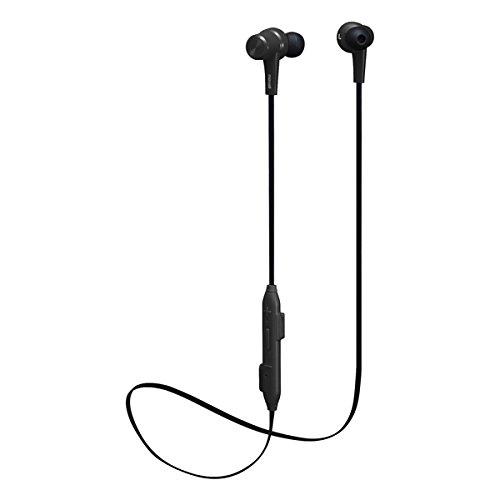 マクセル Bluetooth対応ダイナミック密閉型カナルイヤホン(ブラック)maxell MXH-BTC300BK