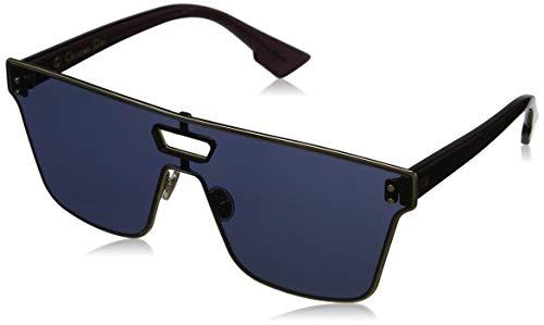 Dior Damen Diorizon1 A9 Noa 99 Sonnenbrille, Gold (Brgndy/Blue)