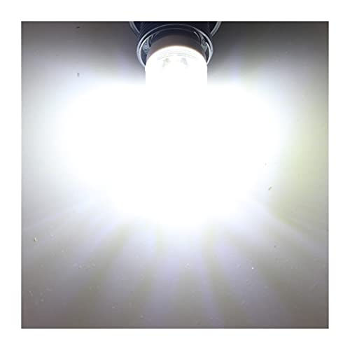 Lampada Mais 1pc, lampadina di mais a led E27 E14 B22 12W AC DC 12 24 36 V Volt Super Candela 12V 24V 36V 48 V 60 V 110V 220V Spotlight Home Lamp (Color : E27)