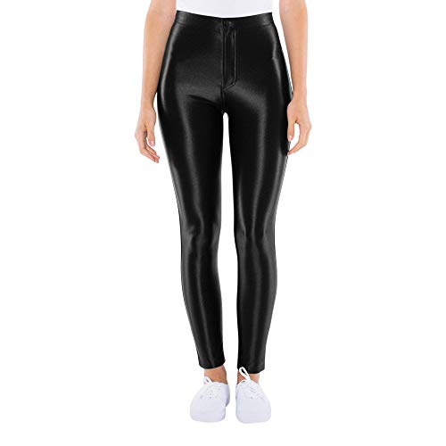 American Apparel Women#039s The Disco Pant black Large