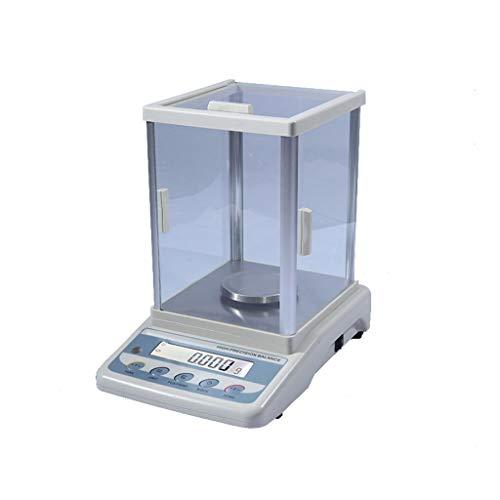 TRRT 0.001g Escalas De Precisión Escalas Multifuncionales, Pesaje Digital Función De Tara Pantalla LCD para Industrial Pesaje De Laboratorio Tienda Báscula (Color : 200g/0.001g)