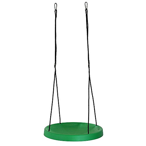 Super Spinner Green Swing Easy To Install On Swing Set Or Tree Comfortable Sturdy Seat UV-resistant Rope - Skroutz Deals