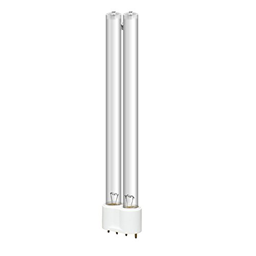 AQUAFORTE T5/Lampe pour Jumbo Tech C 40/W Ampoule de Rechange UV Transparent 86.0/x 2.0/x 2.0/cm