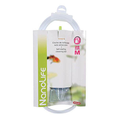 Area Shopping Nanolife Cloche aspirateur 28 cm Zolux