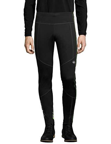 Ultrasport Advanced Pantalones de esquí de fondo para hombre Avers, pantalones de nieve hidrófugos y resistentes al viento
