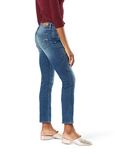 Women's Modern Slim Premium Super Stretch Denim Jeans 5