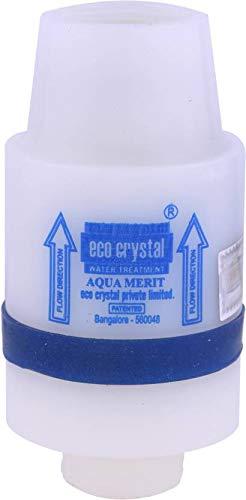 ECO CRYSTAL Merit Nylon Water Softener for Washing Machine (Aqua)