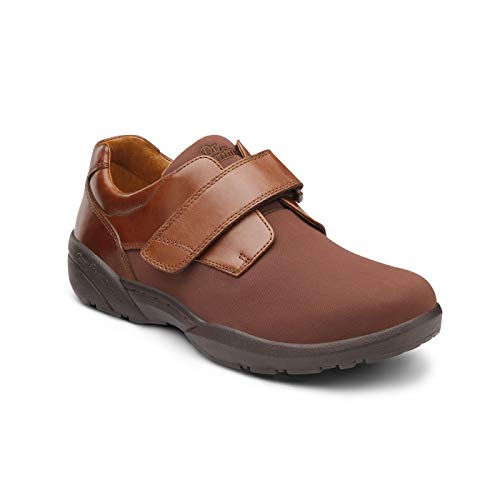 Dr. Comfort Men's Brian X Stretchable Diabetic Casual Shoes:...