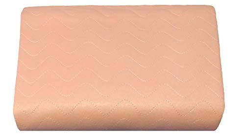 Washable Bed Protector/Pad with Tucks - Pack of 1