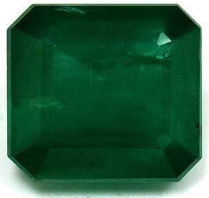Ranking TOP18 GemsNY 5 ☆ very popular GIA Certified 4.92 Cut Emerald Carat Natural