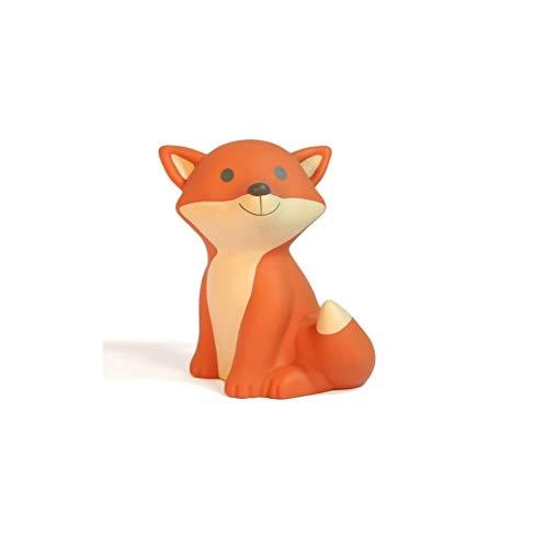 Atelier Stein–Nachtlicht LED Fuchs–Farbe:Orange., Polypropylen, 114931 Orange, one size