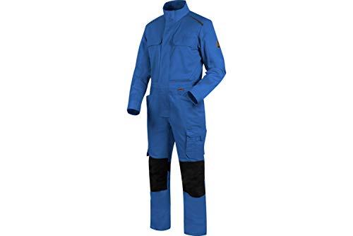 WÜRTH MODYF Overall: Der Bequeme und Moderne Overall für alle Handwerker ist in Royalblau schwarz & 3XL erhältlich. Der Moderne Blaumann für drinnen und draußen!