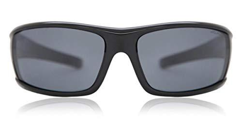 Dirty Dog Clank Sunglasses - Black/Grey Lens