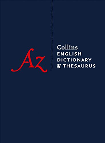 English Dictionary and Thesaurus: More than 200,000 dictionary and thesaurus entries (English Edition)