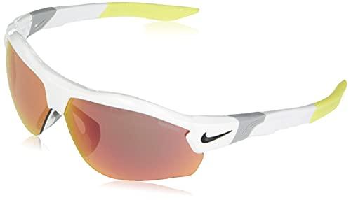 Nike Show X3 DJ2032 colore 100 (White Road Tint) Occhiali da Sole Uomo