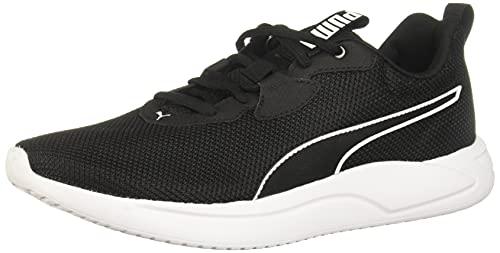 Tenis Puma Resolve, Hombre, Negro/Blanco, 28.0 cm