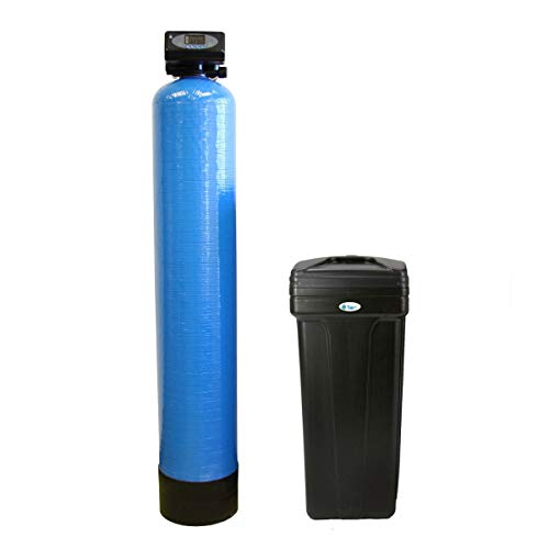 Tier1 Essential Series 48,000 Grain High Efficiency Digital Water Softener