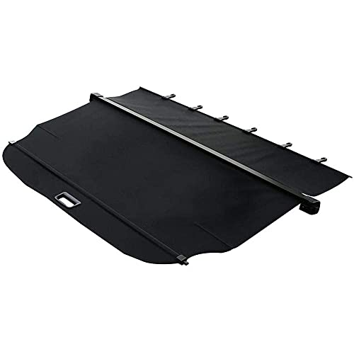 IDWX Retractable Cargo Cover, For Edge 2015-2018, Strong Carrying Capacity