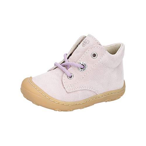 RICOSTA Kinder Boots Cory von Pepino, Weite: Schmal (WMS),lose Einlage,terracare,schnürstiefelchen,flexibel,leicht,Viola (321),21 EU / 4.5 Child UK