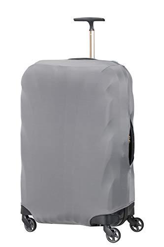 Samsonite Global Travel Accessories Lycra Kofferhülle, L, grau (anthracite)