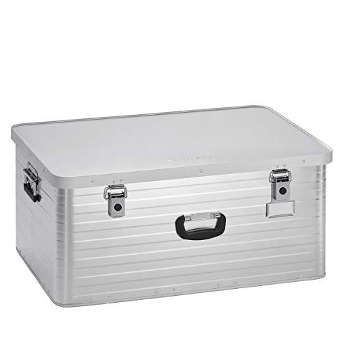 Enders 3893 Boîte en Aluminium 130 L 80,5 cm x 54,3 cm x 36,4 cm