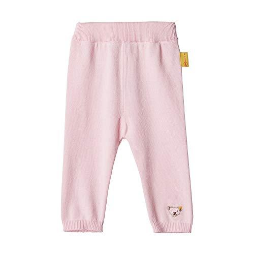 Steiff Jogger Pants Pantalon De Sport, Rose (Barely Pink 2560), 68 Bébé Fille