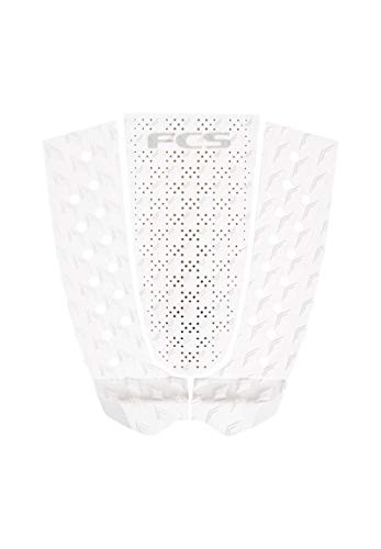 FCS T-3 Traction Pad White