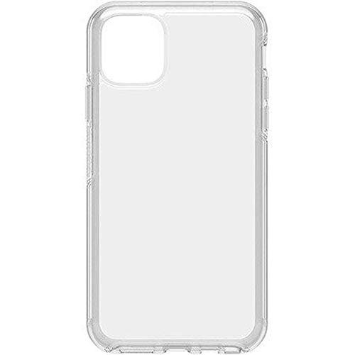 Otterbox Symmetry Clear, funda anticaídas, fina y elegante para Apple iPhone 11 Pro Max, Transparente