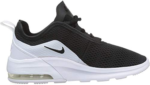 Nike Damen MAX Motion 2 Gymnastikschuhe, Schwarz (Black/White 003), 39 EU